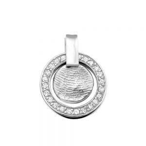 401 SZ Silver/ Zirconia
